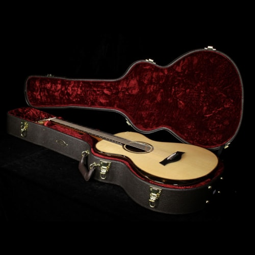 Taylor Used Taylor 912e 12-Fret Grand Concert Indian Rosewood Acoustic-Electric Guitar Natural