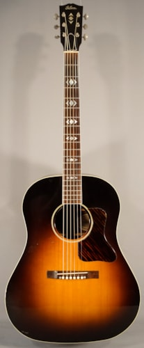 1990 Gibson Guitars  USED! 1990 Gibson Advanced Jumbo Acoustic Guitar With Case!
