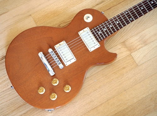 1998 Gibson Les Paul Special Humbucker Equipped, Gloss Natural Finish