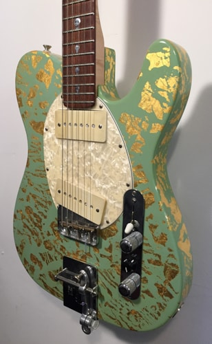 1999 Fender Custom Shop Will Ray Mojo Telecaster