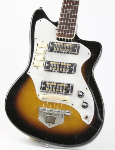 ~1966 Teisco Audition Electirc Triple Pickup