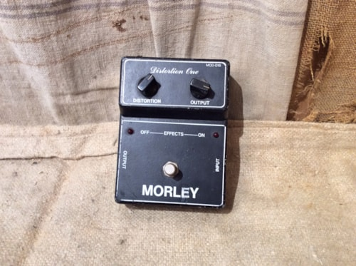 ~1982 Morley Distortion One MOD-D1B