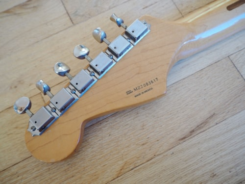 2002 Fender® Stratocaster® Classic 50s Vintage Reissue Electric Guitar