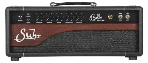 2016 Suhr Bella Reverb Head
