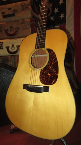 2013 Martin D-18 Authentic 1939