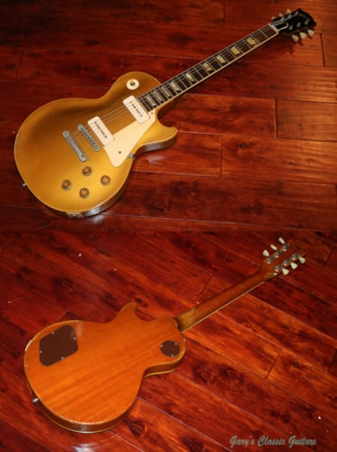 1956 Gibson Les Paul Goldtop