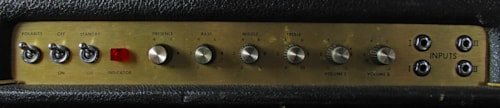 1973 Marshall 1987 Super Lead 50w Head
