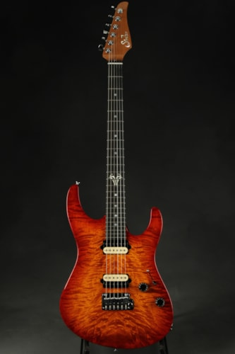 Suhr Modern - Trans Honey Burst
