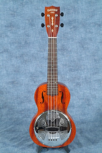 2016 GRETSCH® G9112 CONCERT RESONATOR UKULELE WITH GIGBAG