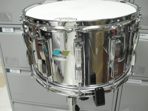 1976 Ludwig 8 X 14 Snares