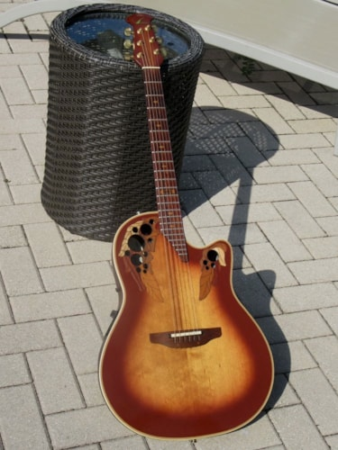 1985 Ovation 1985-1 Collector Series