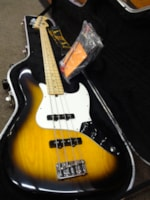 2002 Fender Jazz Bass