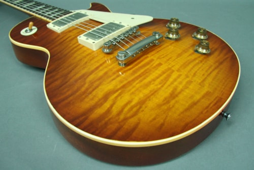 2003 Gibson '59 Les Paul Standard Flametop BRAZILIAN BOARD TOM MURPHY AG