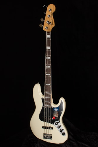 2016 Fender American Elite Jazz Bass