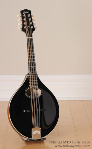 Collings MT0 Gloss Black