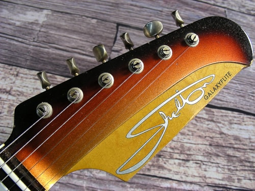 2016 Shelton Electric Instruments  GalaxyFlite Super GalaxyBlaster