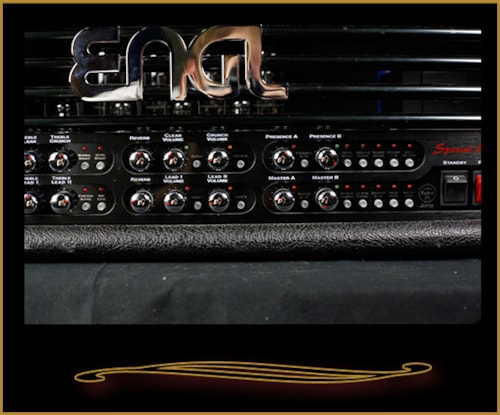Engl Special Edition E670 Head
