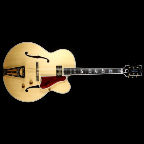 2014 Gibson Custom Shop Used 2014 Gibson Custom Shop Super 400 CES Electric Guitar Natural