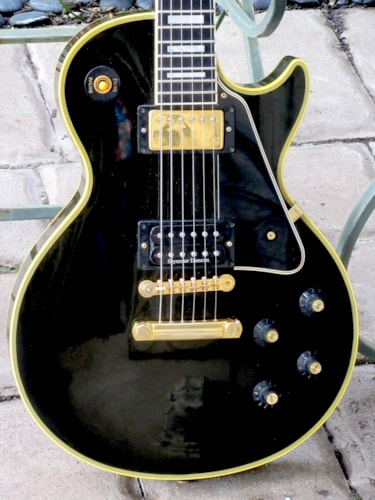 2011 Gibson LES PAUL Custom LPB7 '57 Reissue