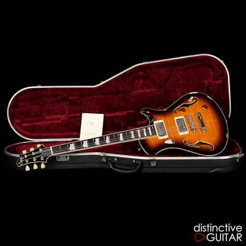 Springer Seraph Semi-Hollow