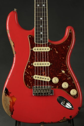 Fender® Custom Shop LTD 60s Bound Neck Heavy Relic® Stratocaster® - Fi