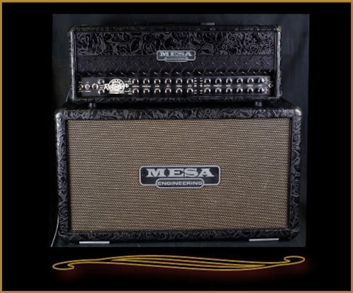 2015 Mesa Boogie Dual Rectifier Roadster Head and 2x12 Cabinet