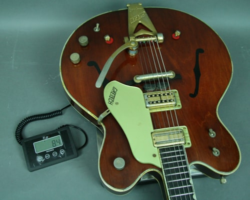 1964 Gretsch® Country Gentleman Hollowbody Electric Guitar Vintage 6122 w/