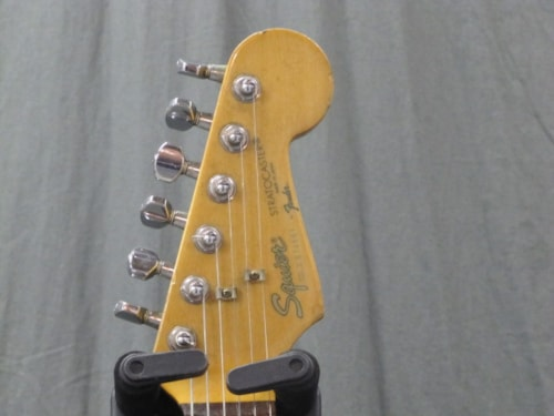 1986 Squire by Fender Stratocaster