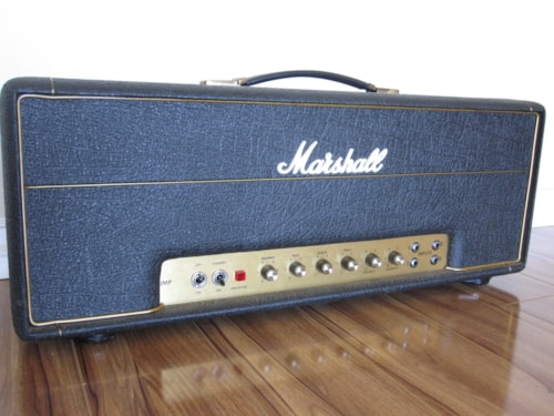 1976 VINTAGE MARSHALL SUPER BASS NON-MASTER AMP