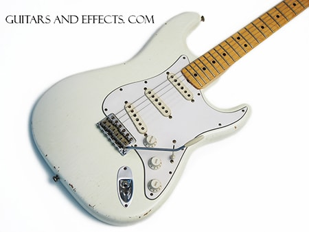 2012 Fender® Fender® Limited Edition Custom Shop 1969 Stratocaster® Relic® 69 REISSUE Fender® LE
