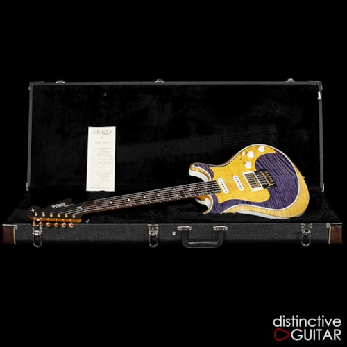 Knaggs Severn Tier 2 HSS Double Purf