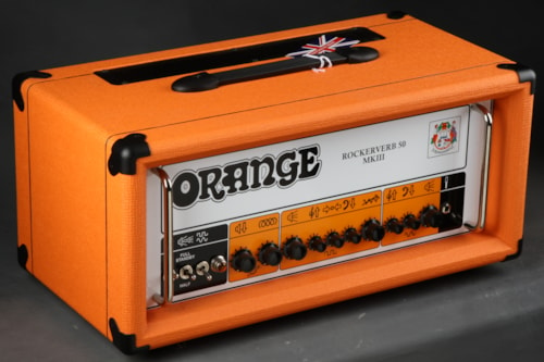 Orange Rockerverb 50 MKIII - RK50HMKIII