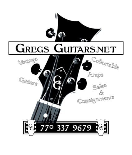 2017 Greg's Guitars T shirts