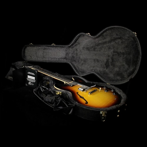 Gibson Used 2009 Gibson Memphis Figured Top ES-335 Electric Guitar Vintage Sunburst