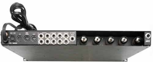 Mesa Boogie TriAxis Programmable Tube Preamp