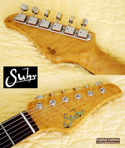 2005 Suhr Classic S Custom  Large C, SSC, More