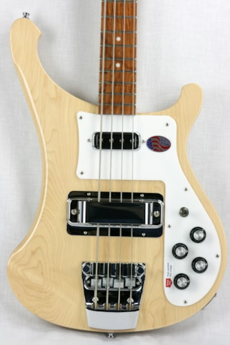 2016 Rickenbacker 4003s Mapleglo! Paul McCartney style!