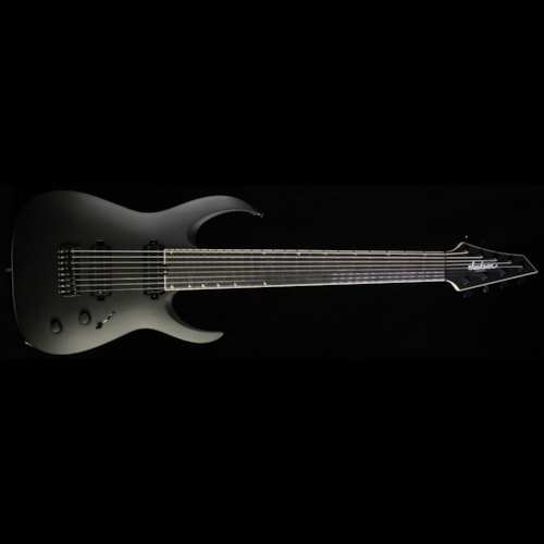 Jackson Used 2016 Jackson Misha Mansoor Limited Edition Signature Juggernaut HT8 Electric Guitar Satin Black
