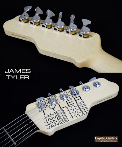2015 James Tyler Japan Studio Elite HD-P