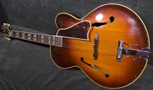 1962 Gibson L7C #56651