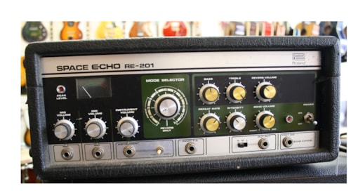 ~1978 Roland  Space Echo RE-201