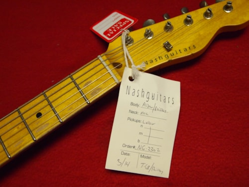 1968 Bill Nash  T-68 Telecaster®