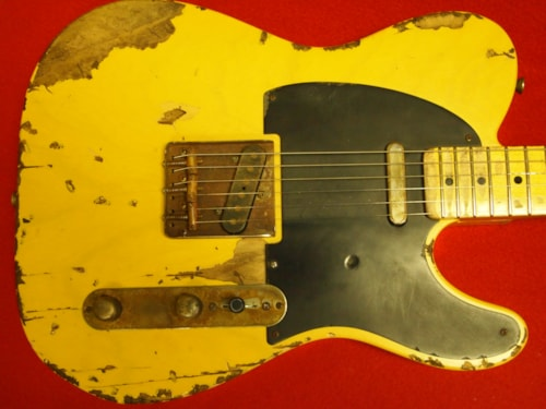 1952 Bill Nash  T-52 Telecaster®