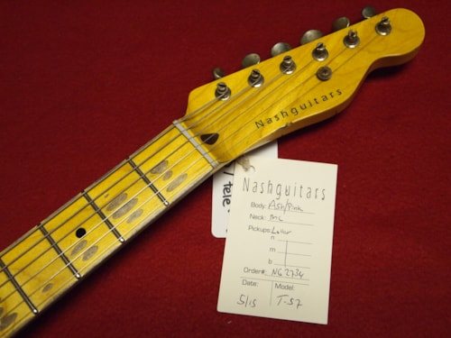 1957 Bill Nash  T-57 Telecaster®