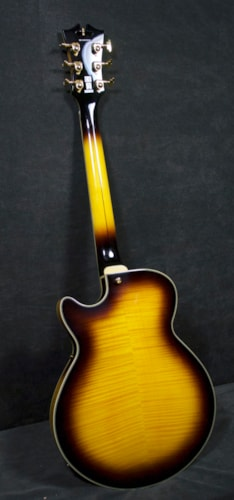 2016 D'Angelico EX-SS #0090