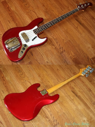 1966 Fender® Jazz Bass® (FEB0308)