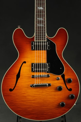 Collings I-35 LC Deluxe - Iced Tea Sunburst