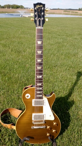 1957 Gibson Les Paul Goldtop (56-57 Conversion)