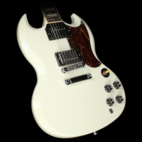 Gibson Used 2012 Gibson '61 SG Standard Reissue Electric Guitar Alpine White