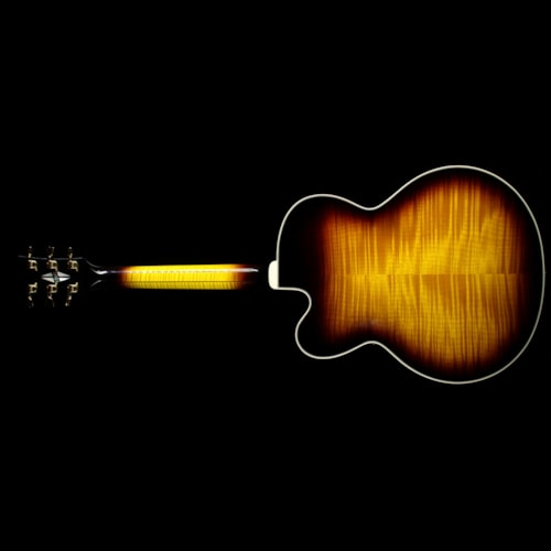 Gibson Custom Shop Used 2013 Gibson Custom Shop Le Grand Archtop Electric Guitar Vintage Sunburst